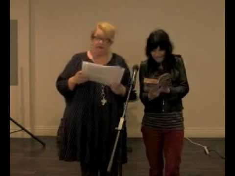 Poetry Noir at the LAVA Sunday Salon, April 2014
