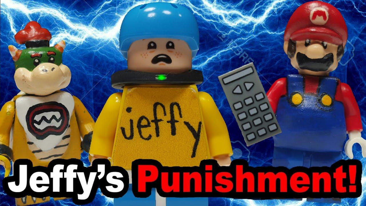Lego SML: Jeffy's Punishment!