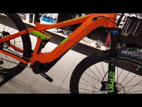 Cube STEREO HYBRID 120 Race Bosch Powertube E-Bike Modell 2019