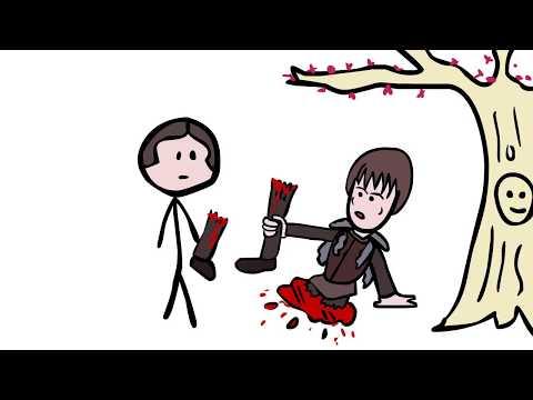Altre battute brutte su Arya