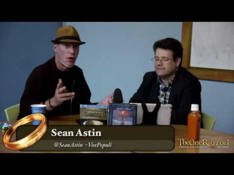 Sean Astin Live Chat - Samwise and the fans - TORN Tuesday