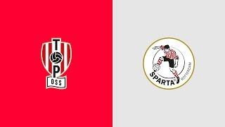 HIGHLIGHTS | TOP Oss - Sparta Rotterdam