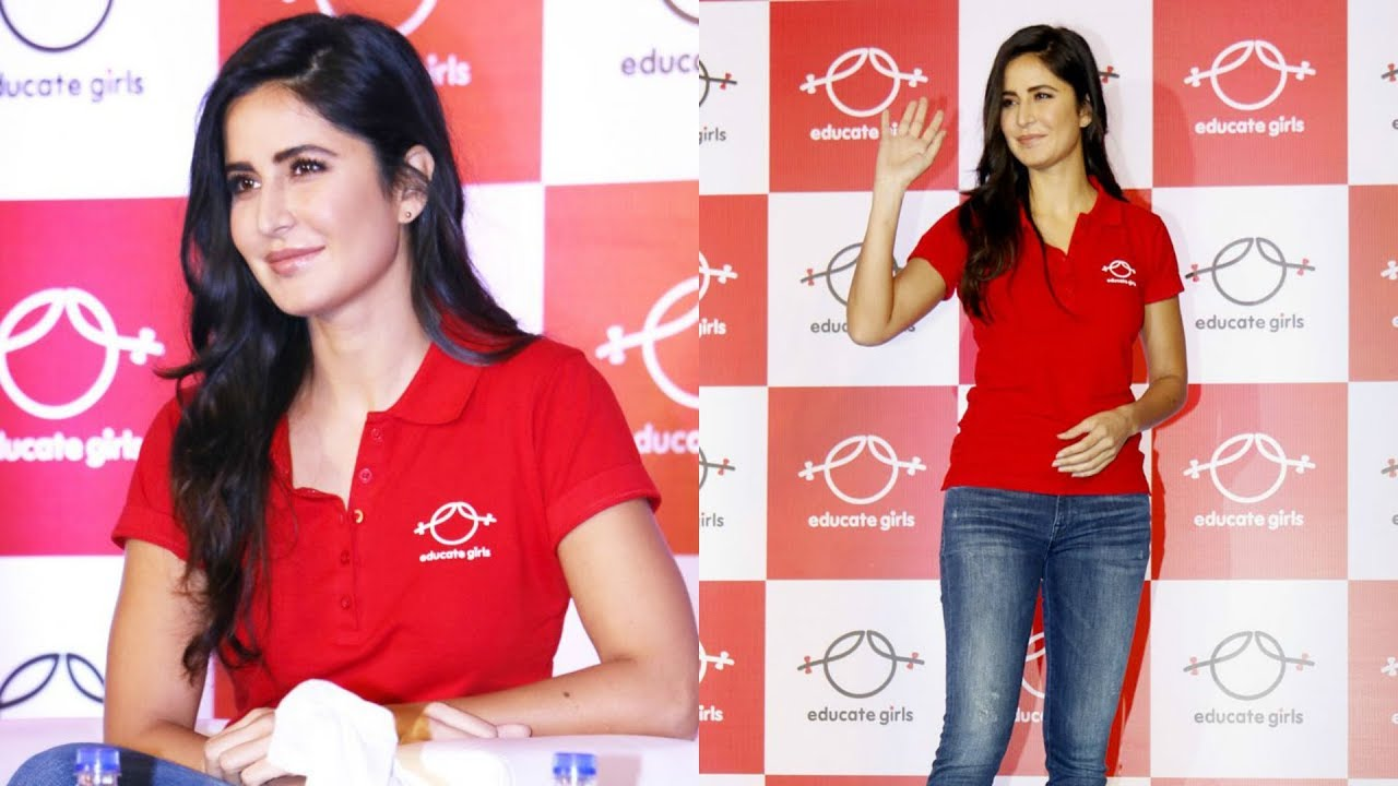 Katrina Kaif to be the voice of Girl Child Education in ...