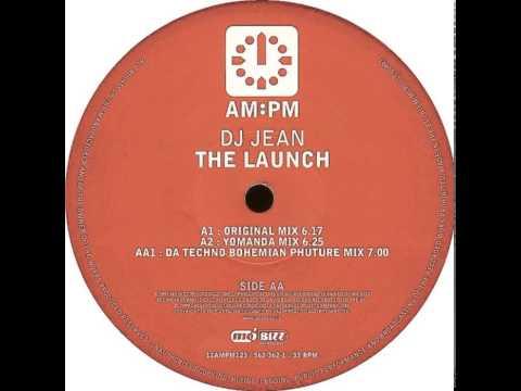 DJ Jean - The Launch (Yomanda Mix)
