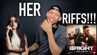 Camila Cabello Grey Crown from Bright The Album REACTION