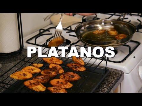 Recipes w/ Luis - Classic Guatemala (Platanos)