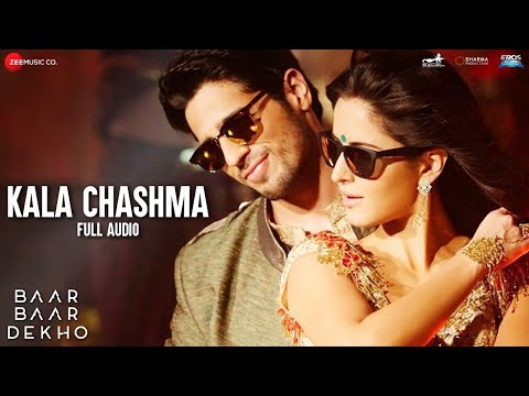 Kala Chashma Song Lyrics From Baar Baar Dekho