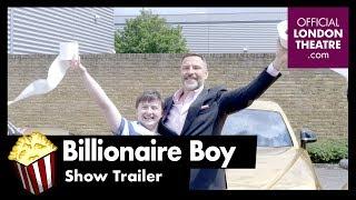 Billionaire Boy Trailer