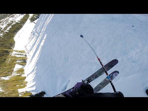 GoPro Line Of The Winter: Devon Powell - Montana 2.28.15 - Snow