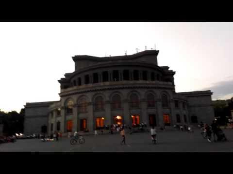 Ереван. Опера.