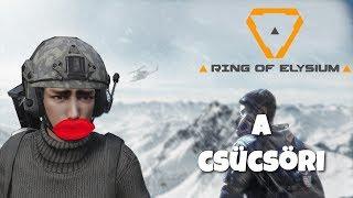 A CSÜCSÖRI | Ring of Elysium #1