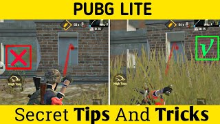 🔥Best Secret 5 Tips And Tricks Of Pubg Mobile Lite || Top 5 Tips and Tricks || Nikhil Shukla GaminG