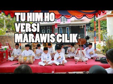 BIKIN MERINDING , MARAWIS cilik ini nyanyi kan lagu TU HIM HO nada tinggi