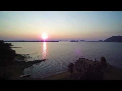 Mazvikadei Banket , Zambezi Escarpment , Ewanrigg Botanical Garden Zimbabwe Yuneec q500 4k drone.