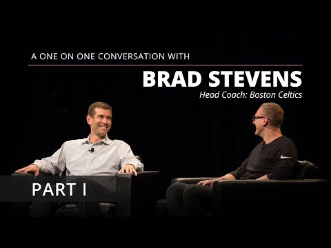 Brad Stevens Interview: Part I