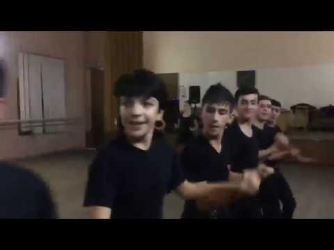«Արին - Բերդ»-ի պարափորձից | Arin Bert Rehearsal