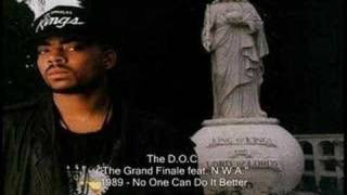 The D.O.C. - The Grand Finale feat. N.W.A.