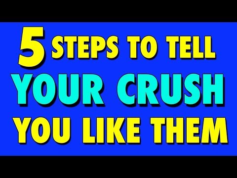 Should you tell your crush you like him quiz