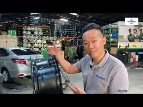 How to choose wheels / sport rims for your car (WHEEL OFFSET)