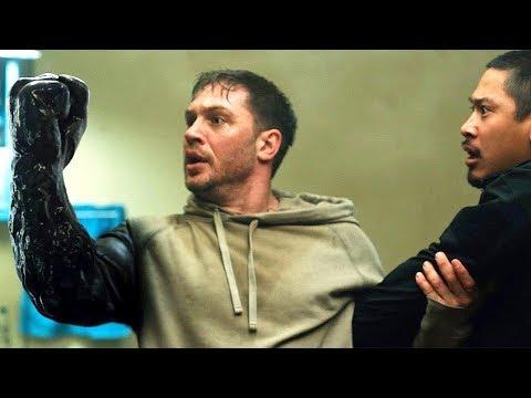 "Eddie ""I'm So Sorry About Your Friends"" - Apartment Fight Scene - Venom (2018) Movie CLIP HD"