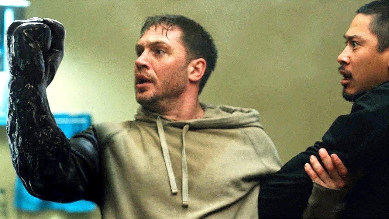 "Download Eddie ""I'm So Sorry About Your Friends"" - Apartment Fight Scene - Venom (2018) Movie CLIP HD"