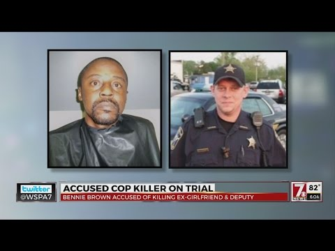 Laurens County Man Stands Trial For Killing Deputy And Girlfriend