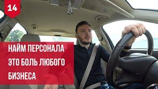 Найм персонала | Искусство как бизнес - Алексей Сергиенко (йог, художник, бизнесмен)