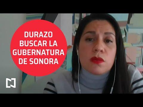Durazo presenta su último informe de seguridad