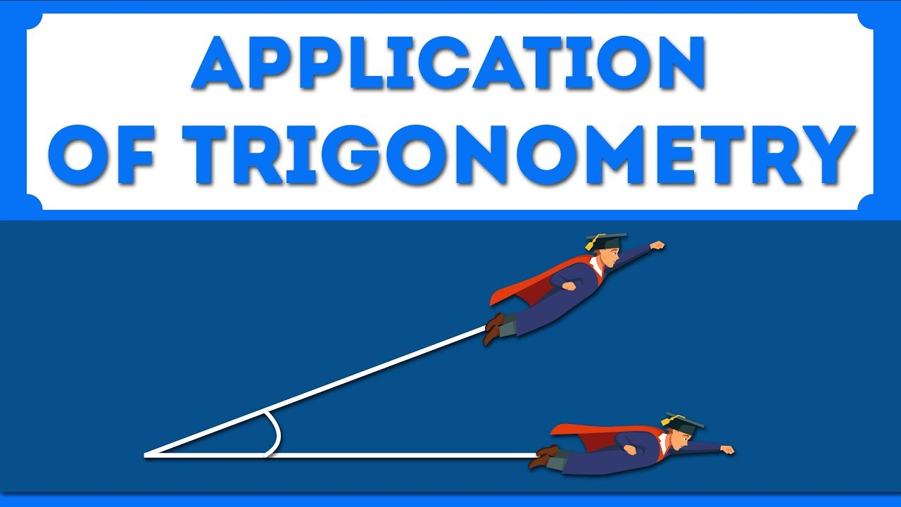 Application of Trigonometry | Trigonometry | Math | LetsTute