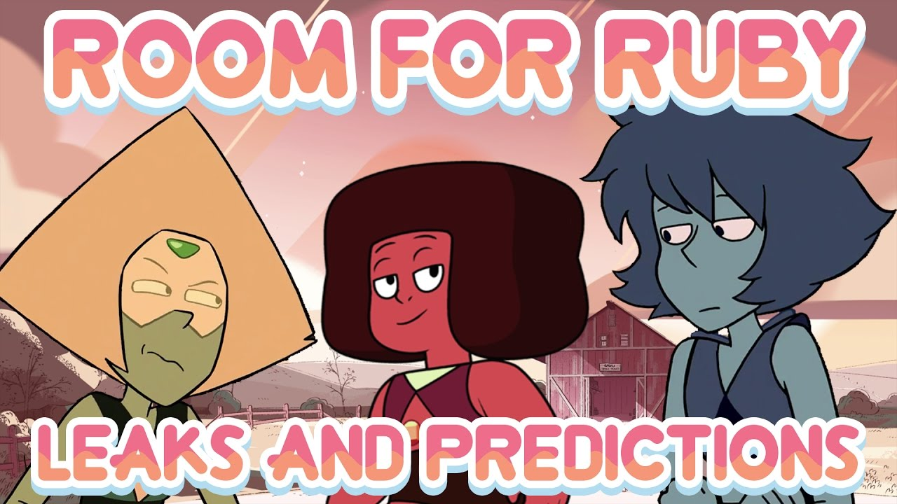 Steven Universe Predictions Speculation Room For Ruby