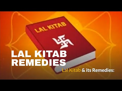 LAL KITAB and its simple remedies General Lal Kitab remedies