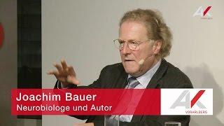 Joachim Bauer über Empathie: Warum ich fühle, was du fühlst