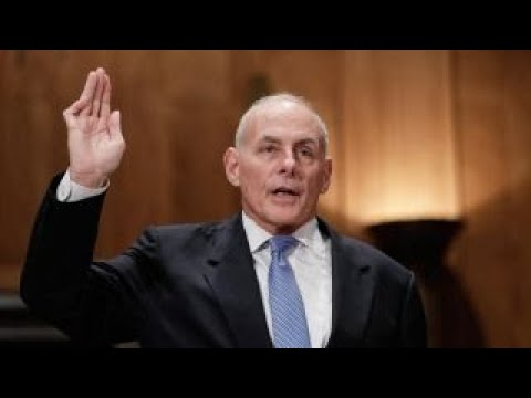 How John Kelly fired back at Democrats' DACA criticism