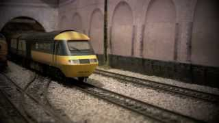 oorail.com | Hornby Class 43 HST R3138 Custom Weathered