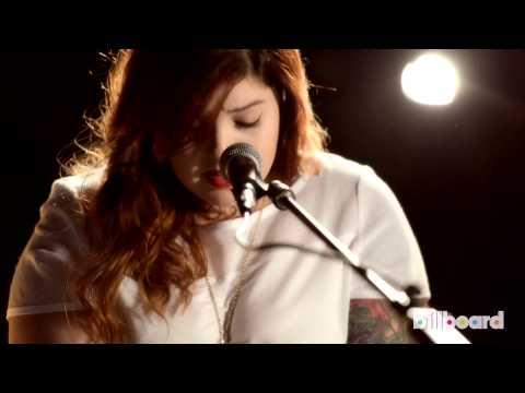 "Mary Lambert - ""She Keeps Me Warm"" LIVE at Billboard"