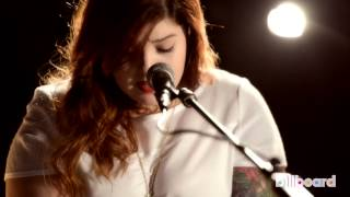 "Mary Lambert - ""She Keeps Me Warm"" LIVE at Billboard"