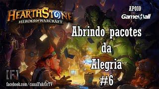 PC Gameplay: Hearthstone (Heroes of Warcraft) - Abrindo pacotes da Alegria #6