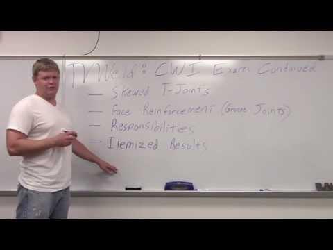 CWI Exam II