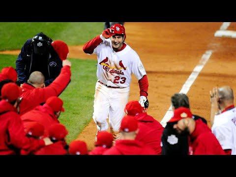 MLB | David Freese 2011 Postseason