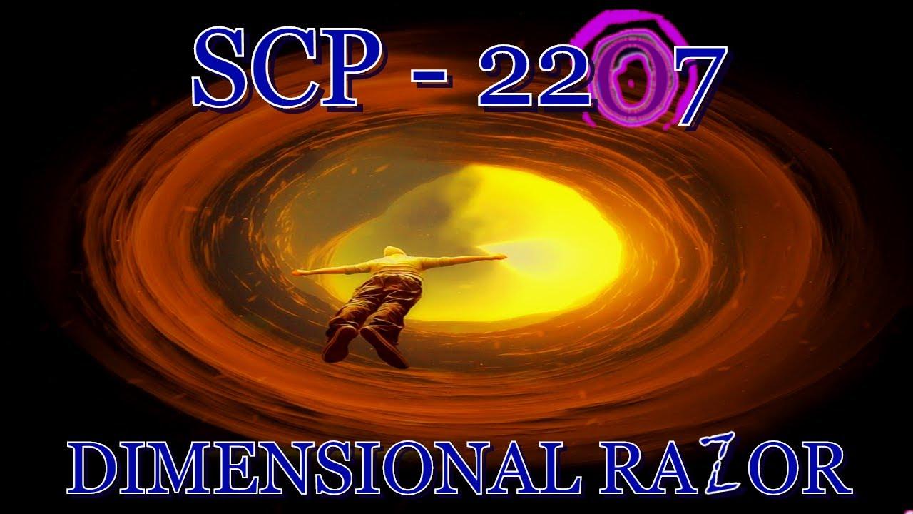 SCP-2207 Dimensional Razor
