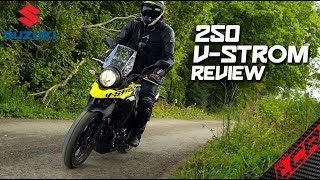 Suzuki V-Strom 250 Review | Small but perfectly formed