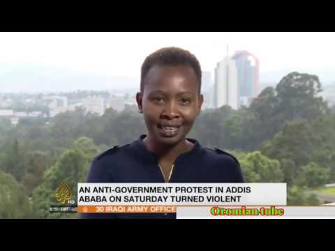 Al Jazeera Report on #OromoProtests in Addis Ababa and across Oromia August 6, 20161