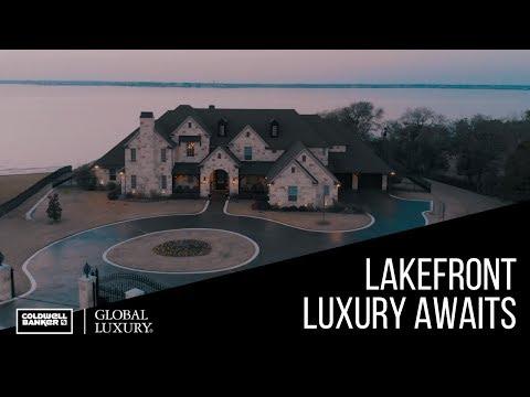 Lakefront Luxury Awaits