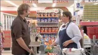 2007 Super Bowl Commercial Doritos Checkout Girl