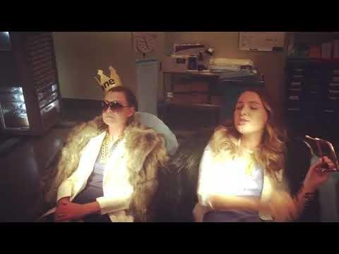 Ellen Pompeo and Camilla Luddington  C Millz and Ellz Bellz back at it again  Grey's Anatomy