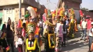 Chinelos Carnaval Tetelcingo 2009