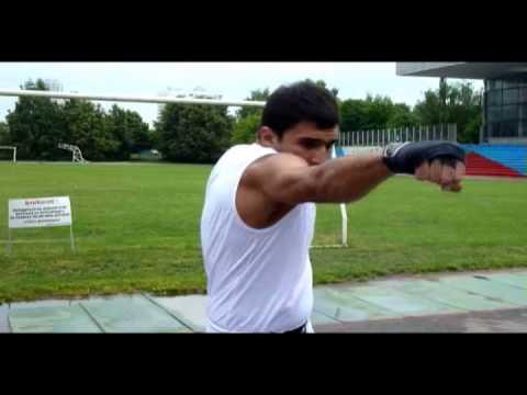 Скачать обучающее видео Бокс уроки для начинающих