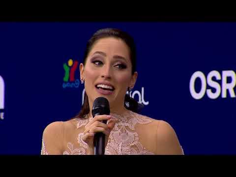 Elina Nechayeva | Estónia | Press Conference | Eurovisão 2018
