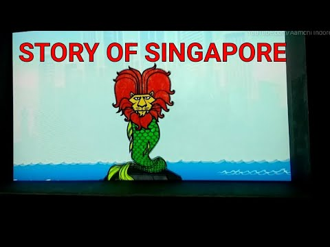 THE REAL STORY OF SINGAPORE