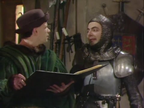 Blackadder ~ Season 01 - E 01 - The Foretelling